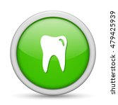 teeth icon   Shutterstock .eps vector #479425939