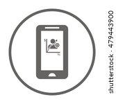 business icon vector.   Shutterstock .eps vector #479443900