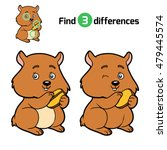 find differences  education... | Shutterstock .eps vector #479445574