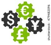 financial gears icon. vector...   Shutterstock .eps vector #479482096