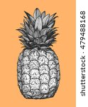 hand drawn illustration of... | Shutterstock .eps vector #479488168