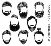 hand drawn hipster style and... | Shutterstock .eps vector #479519230
