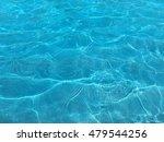 blue swimming pool rippled... | Shutterstock . vector #479544256