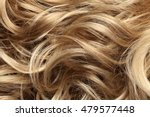 blond long hair as background | Shutterstock . vector #479577448