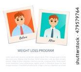 vector illustration of two... | Shutterstock .eps vector #479579764