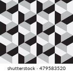simple abstract geometric...   Shutterstock .eps vector #479583520