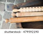 kitchen rollers | Shutterstock . vector #479592190