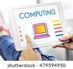 digital devices innovation... | Shutterstock . vector #479594950