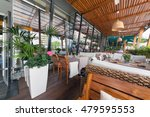 moscow   july 2014  interior of ... | Shutterstock . vector #479595553