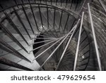 A Spiral Staircase Leading To...