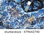 Three Bottles Of Woman Perfume...