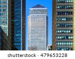 office buildings in canary... | Shutterstock . vector #479653228