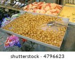 turkish delights at a local...   Shutterstock . vector #4796623