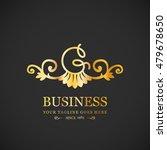 vector letter c business sign... | Shutterstock .eps vector #479678650