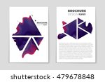 abstract vector layout... | Shutterstock .eps vector #479678848