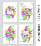 abstract vector layout... | Shutterstock .eps vector #479679049