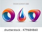 collection of vector logo...   Shutterstock .eps vector #479684860