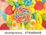 candies with different shapes... | Shutterstock . vector #479688448