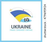 ukraine travel  discover ... | Shutterstock .eps vector #479695924