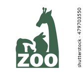 logo zoo  | Shutterstock .eps vector #479703550