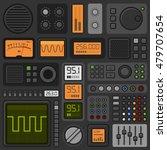 Control Panel Ui User Interfac...