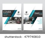 blue technology cover business... | Shutterstock .eps vector #479740810