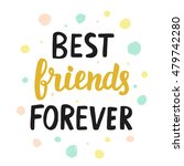 """""""best Friends Forever"""" Quote ..."""