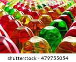 delicious jellies or gelatines... | Shutterstock . vector #479755054