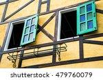 wood window | Shutterstock . vector #479760079