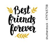 """""""best friends forever"""" quote ... 