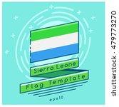 Sierra Leone Flag    Flag Icon...