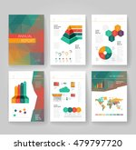 business brochure design... | Shutterstock .eps vector #479797720