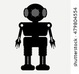 underwater robot | Shutterstock .eps vector #479804554