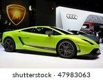 ������, ������: Lamborghini Gallardo Superleggera concept