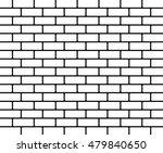 Brick Wall Background. Pattern. ...