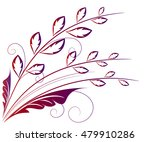 vector illustration of abstract ...   Shutterstock .eps vector #479910286