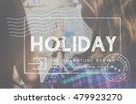 travel holiday wanderlust trip... | Shutterstock . vector #479923270