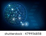 technology abstract background... | Shutterstock . vector #479956858