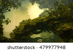 3d illustration of landscape of ... | Shutterstock . vector #479977948