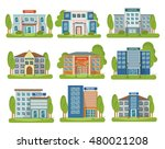 isolated colored and flat... | Shutterstock .eps vector #480021208