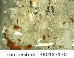 large grunge textures and... | Shutterstock . vector #480137170