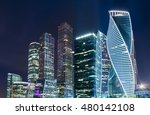 moscow international business... | Shutterstock . vector #480142108