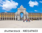 lisbon  portugal   june 24 ... | Shutterstock . vector #480169603