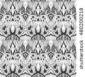 seamless abstract pattern for... | Shutterstock .eps vector #480200218