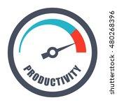 increase productivity concept... | Shutterstock .eps vector #480268396