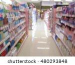 pharmacy store  drug store ... | Shutterstock . vector #480293848