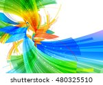 abstract background ... | Shutterstock . vector #480325510