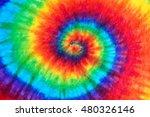 Spiral Tie Dye Pattern...