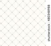 simple vector geometric pattern....   Shutterstock .eps vector #480348988