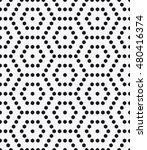 seamless geometric pattern.... | Shutterstock .eps vector #480416374